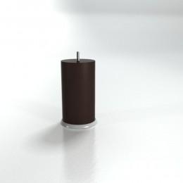 Pied de lit Pieds de lit Bois Cylindrique Tazo