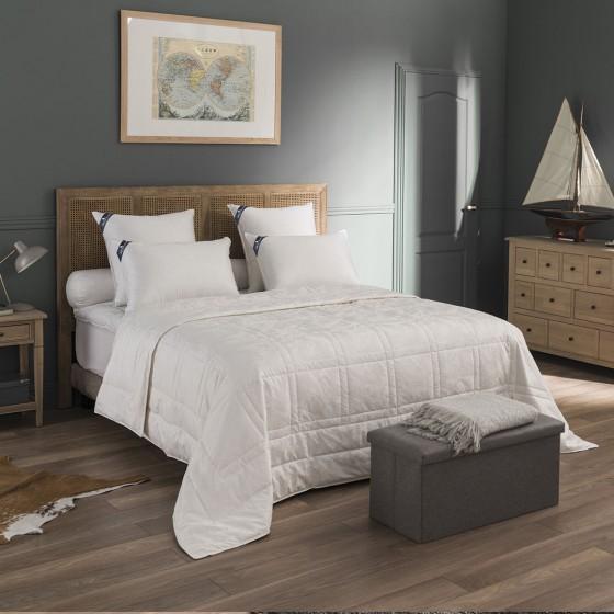 housse de couette onea coton unicolore linge de lit. Black Bedroom Furniture Sets. Home Design Ideas