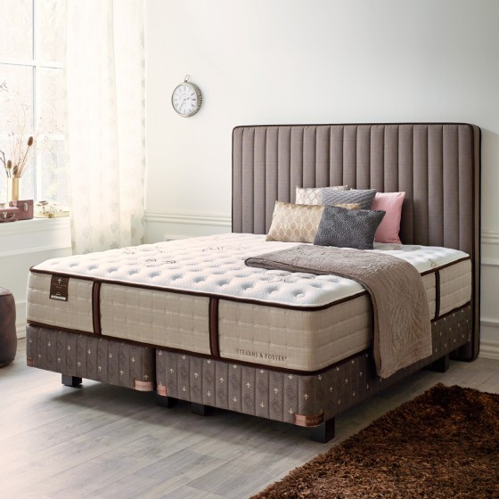 Matelas Ressorts Estate Stearns & Foster