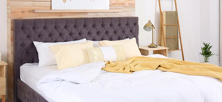 choisir tête de lit taille dimension couleur
