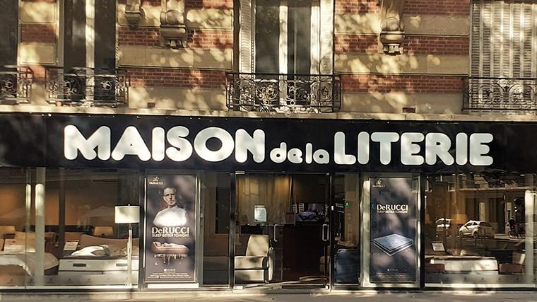 Maison de la Literie - Paris 6e Montparnasse