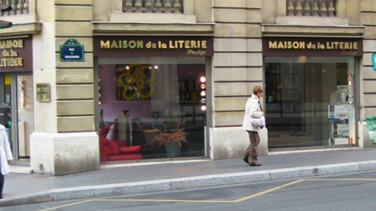 Maison de la Literie Prestige - Paris 6e Raspail