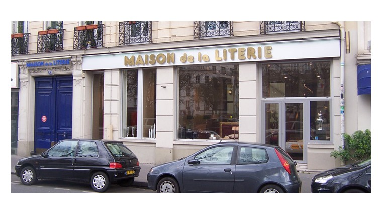 Maison de la Literie - Paris 11e Richard Lenoir