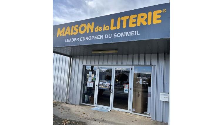 Magasin de matelas et sommiers à Saint-Jean-du-Falga