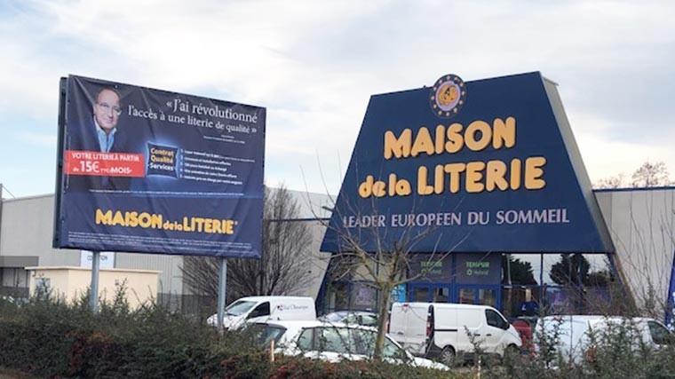 Magasin De Literie Et Matelas A Saint Priest Maison De La Literie