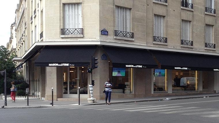 Maison de la Literie Prestige - Paris 16e Emile Augier