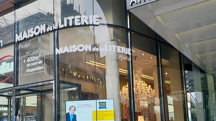 Maison de la Literie Prestige - Paris 17e Wagram