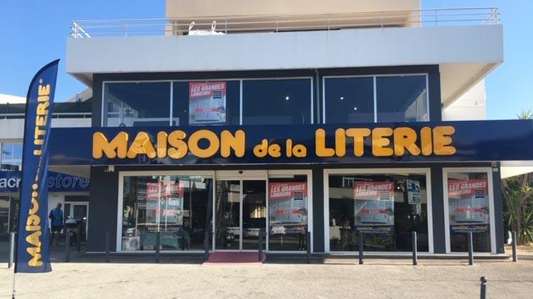 Maison de la Literie - Saint-Laurent-du-Var