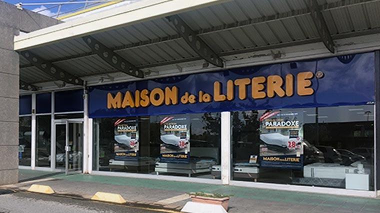 Magasin de matelas et sommiers à Toulon La Garde