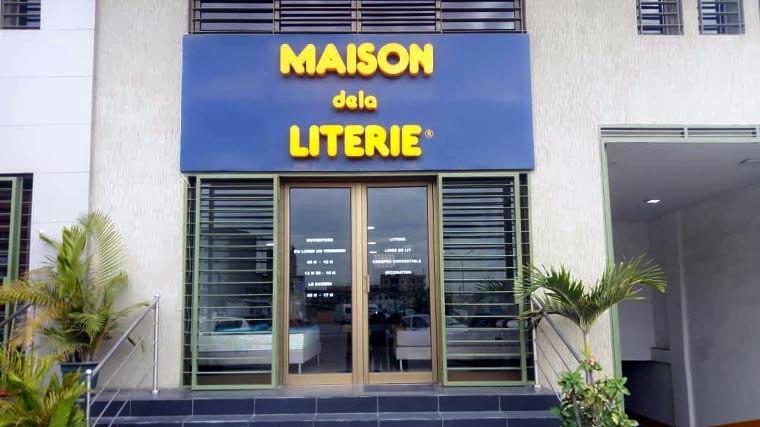 Maison de la Literie - Abidjan