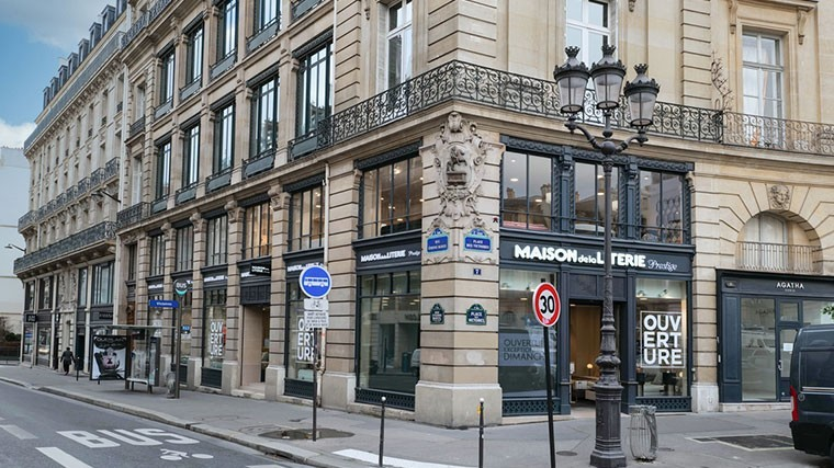 Maison de la Literie Prestige - Paris 1er Victoires
