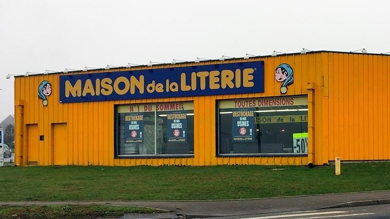 Maison de la Literie - Beauvais