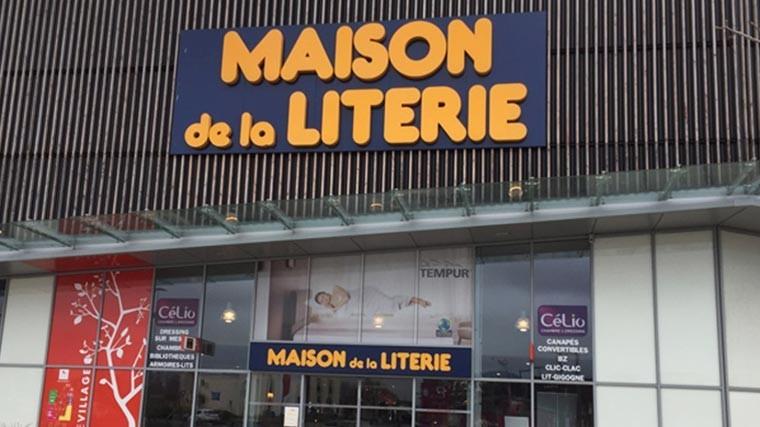 Maison de la Literie - Caen Mondeville
