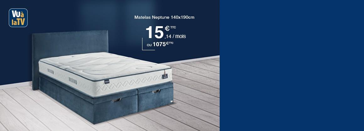 Offrez-vous un lit de qualité à partir 15€ par mois, grâce à notre contrat LOA